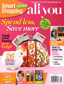 All You Magazine: $0.50 In-Store Savings