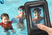 Super Gadgets Waterproof Smartphone Case