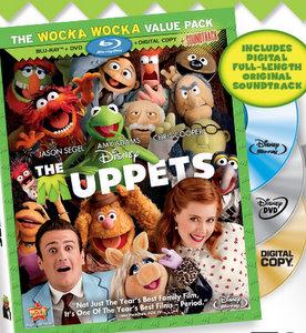 Disney Muppets Wocka Wocka