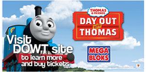 Thomas & Friends in Texas