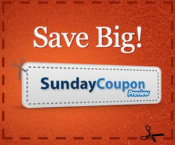 Sunday Coupon Preview 5/5 SS & RP