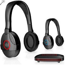 Sharper Image 100 Wireless Headphones