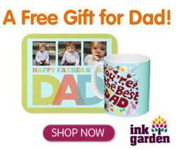 InkGarden Dad Freebies