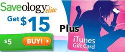 Saveology Elite & iTunes