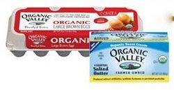 Oganic Valley Milk