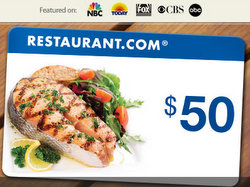 Resturant.com Gift Card with Eversave
