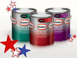 Glidden Buy 4 Get 4th Free Mail in Rebate