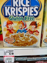 Rice Krispies Gluten Free