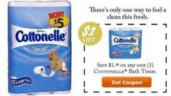 Cottonelle 12 pack large roll