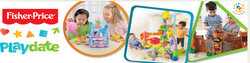 House Party Fisher-Price Playdate