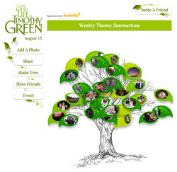 The Odd Life of Timothy Green Sweepstakes