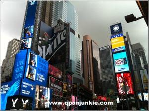 New York Skyline 8.1.2012