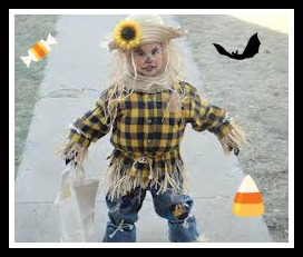 Cheap Halloween Scarecrow