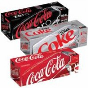 Coke Products 12 packs