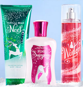 Bath-and-Body-Works-Holiday-Scents
