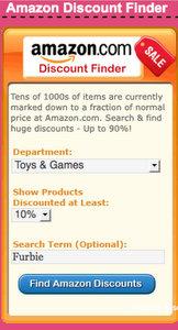 amazon deep discount