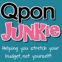 Qpon Junkie Button