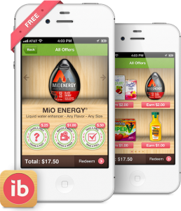 ibotta grocery shopping app