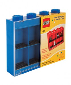 Blue Lego Small Minifigure