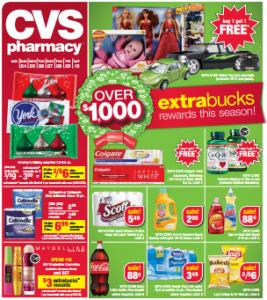 cvs weekly deals 11/4