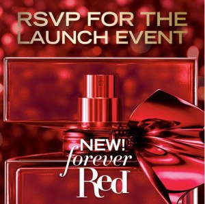 Bath & Body Works Forever Red