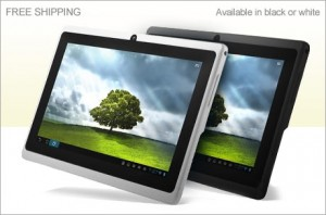 android tablet 7""