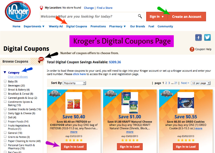 KrHow To Use Digital Coupons: Your Detailed Qpon Junkie Guide