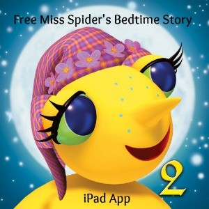 Miss Spider's iPad App