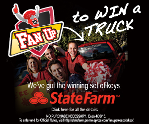 Win a 2013 Ford F 150 Truck with State Farm