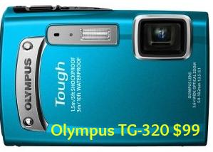 $99 Olympus TG-320