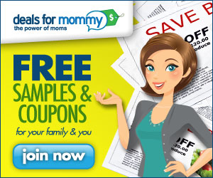 Deals For Mommy Freebies