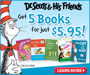 Dr. Seuss & Friends Books