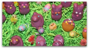 Candy Coated Easter Peeps