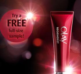 Vocalpoint Free Olay Eye Cream