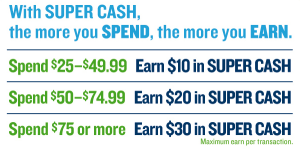Old Navy Super Cash March 2013