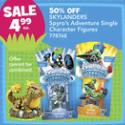 Skylanders Spyro's Adventure Figures $3.74