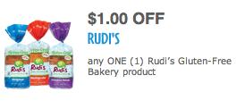 Rudi's Gluten-Free Bakery Coupon