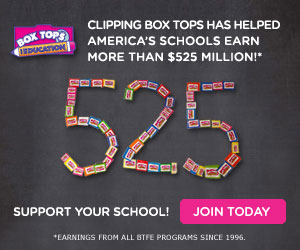 Free Grocery Coupons from Box Tops for Education