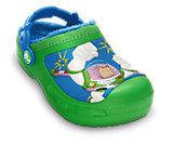 Kids Cartoon Character Crocs $14.99