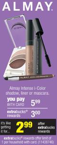 Almay Makeup Free at CVS
