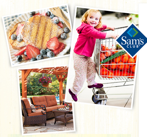 Sam's Club Free Open House 4/26 – 4/28