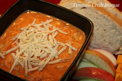 Tomato Crab Bisque Recipe (3 Easy Steps)