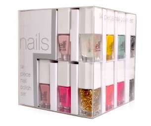 Free Spring Nail Cube at e.l.f. Cosmetics $14 (Today)