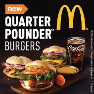 Free McDonald's Quarter Pounder