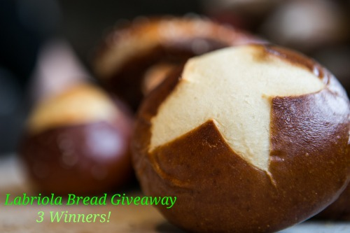 Labriola Pretzel Bread Giveaway 3 Winners Ends 5/3