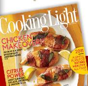 Cooking Light Magazine