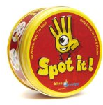 Spot It Game $10.99 at Amazon (Great Fun)