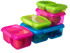 Sistema BPA Free Containers