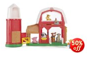 Toys from Fisher-Price