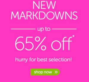 Crocs Markdowns
